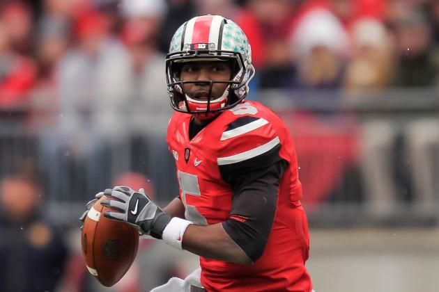 Braxton Miller Has the Early Advantage to Win the 2013 Heisman Trophy