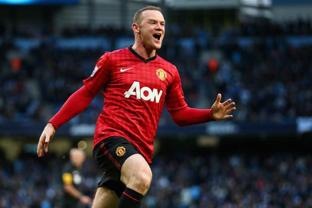 Wayne Rooney: Why Manchester United Need the Forward Back ASAP
