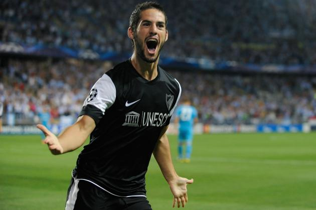 Isco: Everything You Need to Know About Malaga's Midfield Magician