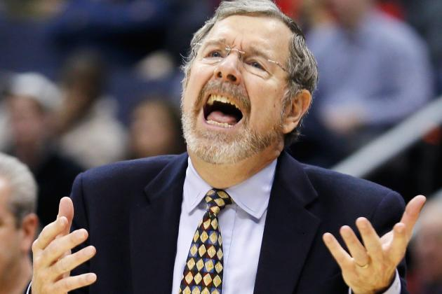 P.J. Carlesimo Racking Up Wins and Support Among His Players