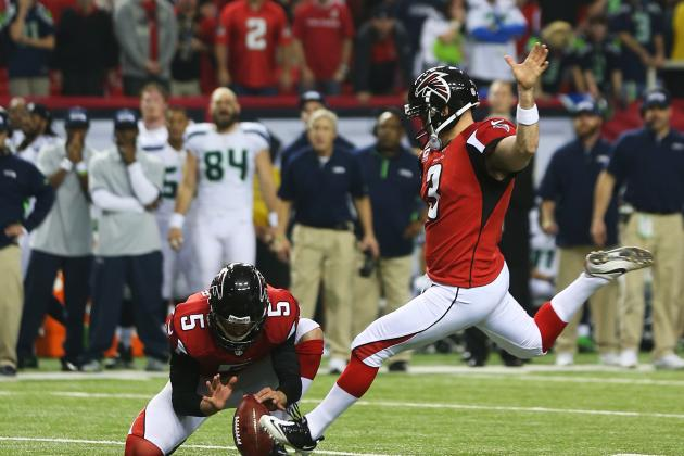 Atlanta Falcons Shock Seattle Seahawks: 'We've Been Here Before'