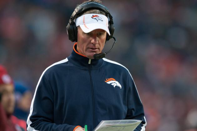 Mike McCoy to Interview with Chargers for San Diego's Coach Opening