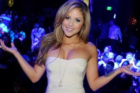 Brittney Palmer Crowned MMA Ring Girl of the Year