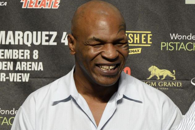 Mike Tyson to Make Cameo on