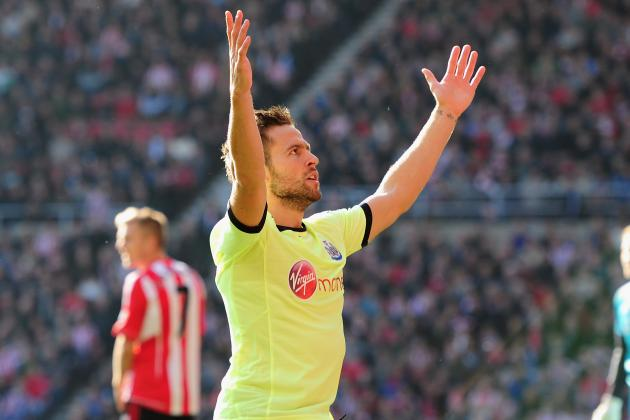 Newcastle Midfielder Yohan Cabaye Hopes to Have Turned Corner in Premier League