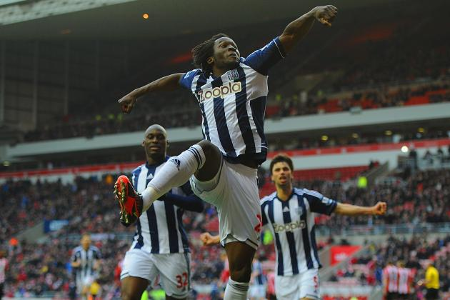 Chelsea Striker Romelu Lukaku Hopes for West Brom Stay