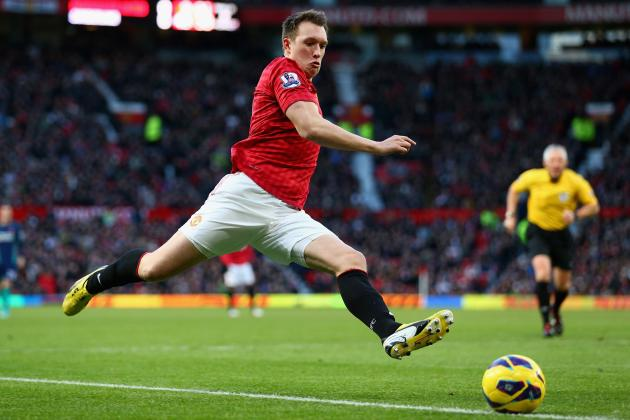 Phil Jones: Assessing His Progress so Far at Manchester United