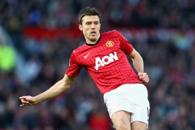 Michael Carrick: Analysing His Tactical Importance to Manchester United