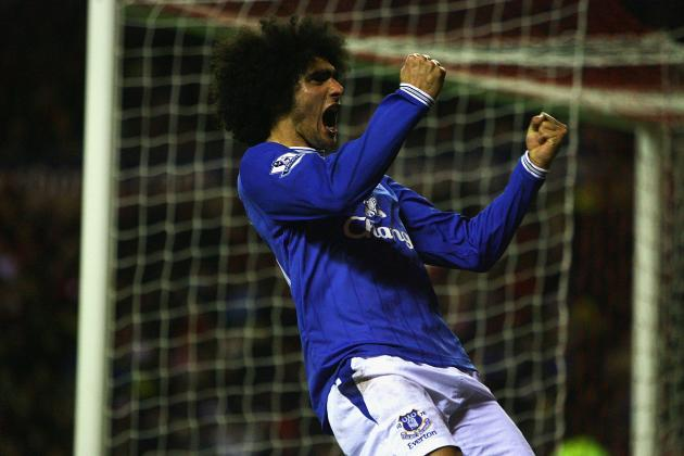 Marouane Fellaini: What Everton Need to Do to Keep Him at Goodison Park