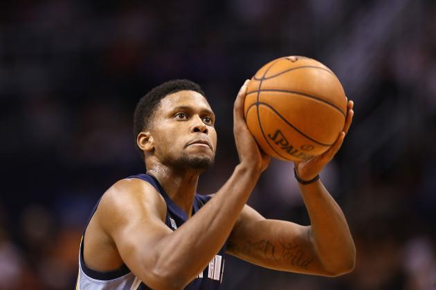 NBA Rumors: The Latest on Rudy Gay Trade Talk