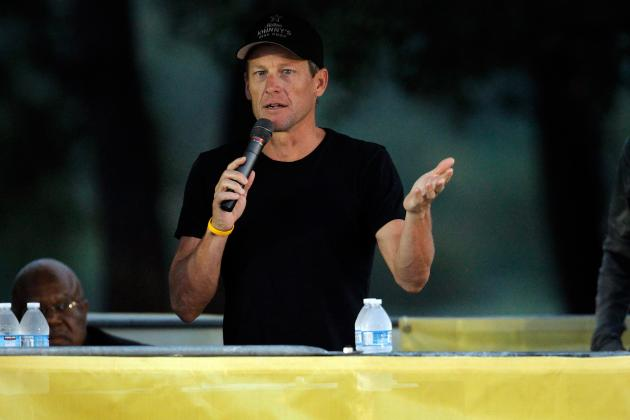 Lance Armstrong on Oprah: Date and TV Start Time for Possible Doping Admission