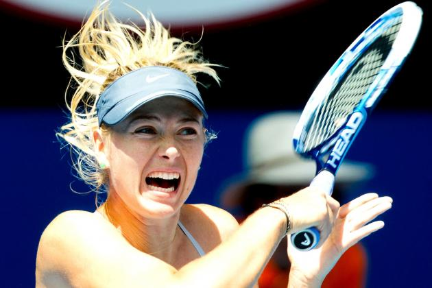 Australian Open 2013 Results: Day 1 Scores and Results Summary