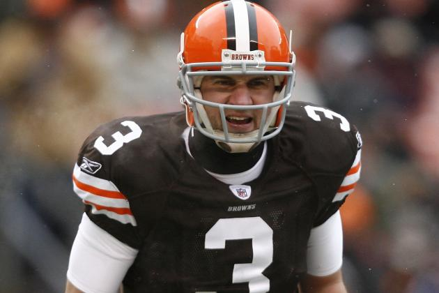 Derek Anderson Angling for a Return to Cleveland
