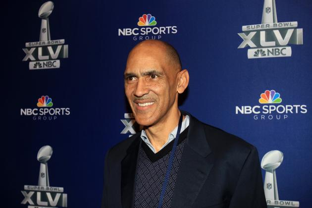 Tony Dungy Says Cowboys Are Two Drafts from Having Right Personnel