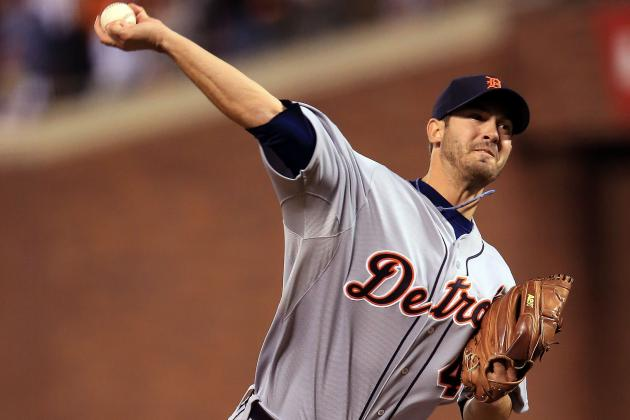 Mariners and Diamondbacks Talking to the Tigers About Rick Porcello