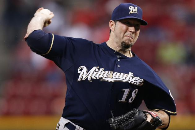 The Rangers, Padres and Pirates Are Interested in Shaun Marcum