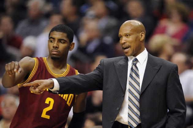 To Byron Scott, There Is No Ceiling for Kyrie Irving