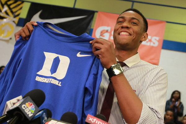 Duke Basketball Commit Jabari Parker Continues to Make Strides