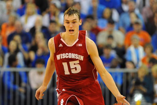 Dekker Named Big Ten Freshman of the Week