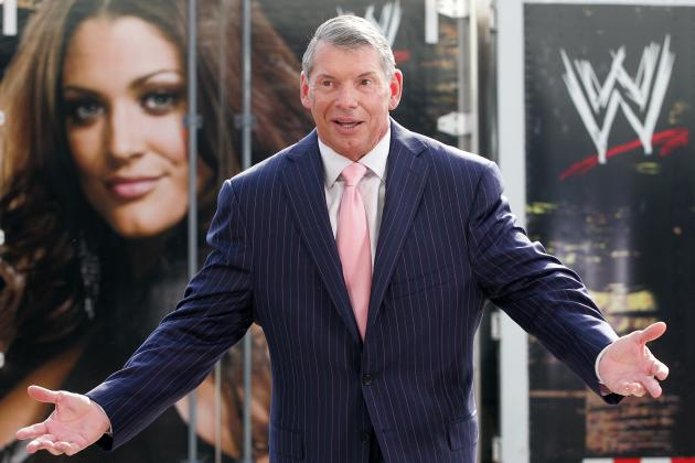 Vince McMahon on Television Makes the Whole General Manager Concept Stupid