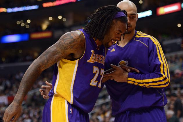 Lakers News: Latest on L.A.'s Playoff Chances, Jordan Hill and More