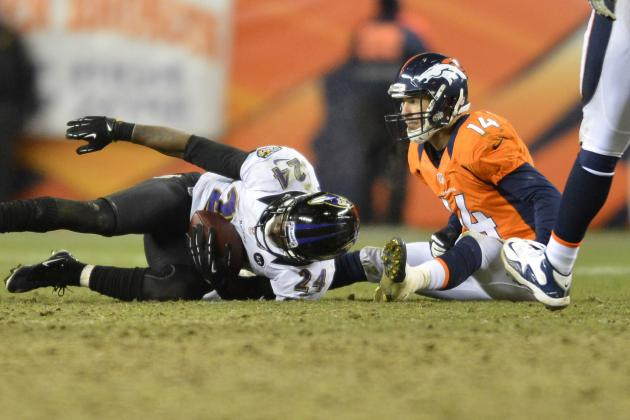 Brandon Stokley: Denver Broncos Loss 'a Bad Dream'