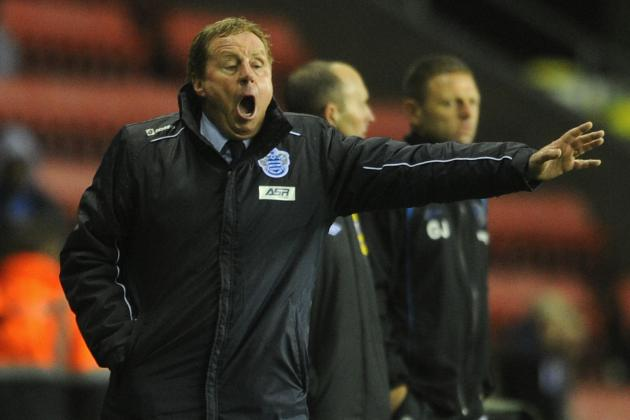 Harry Redknapp Wants Experienced Players to Lead the QPR Relegation Fight