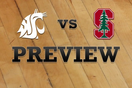 Washington State vs. Stanford: Full Game Preview