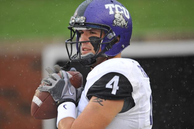 Casey Pachall's Return Will Make TCU a Player in the Big 12