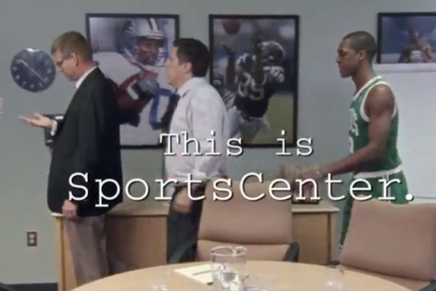 Video: Rondo's SportsCenter Commercial