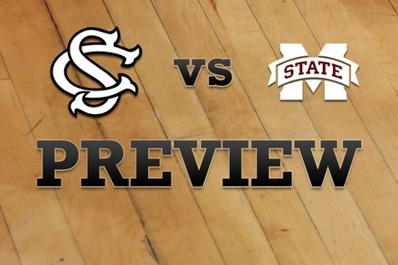 South Carolina vs. Mississippi State: Full Game Preview