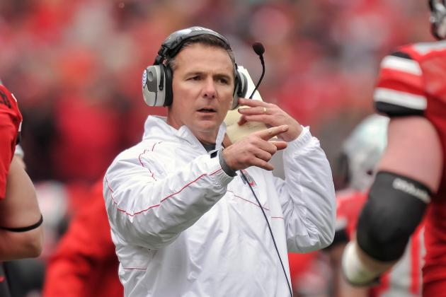 Meyer Tries to Quiet Chatter About National Title