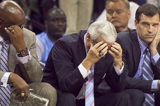 Angry UNC Fan Writes: 'Team Is No Better Than a 4A High School Team'