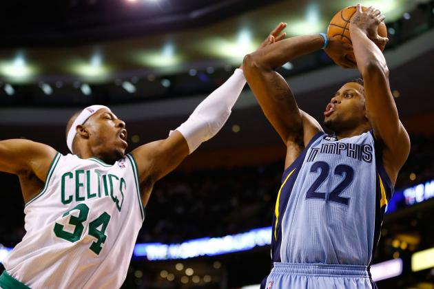 Would a Rudy Gay for Paul Pierce Swap Make Sense for Boston Celtics?