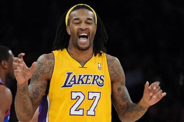 Lakers May Apply for Disabled Player Exception