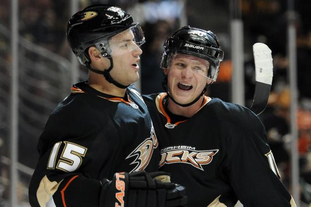 Ducks Begin Camp with an Eye on Future