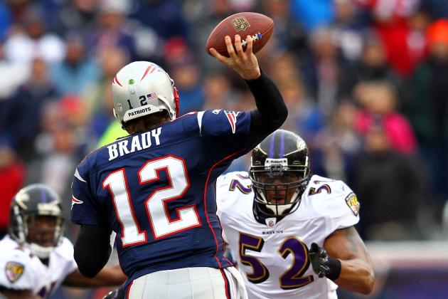 Wicked Good NE Patriots to Host Baltimore Ravens in AFC Championship