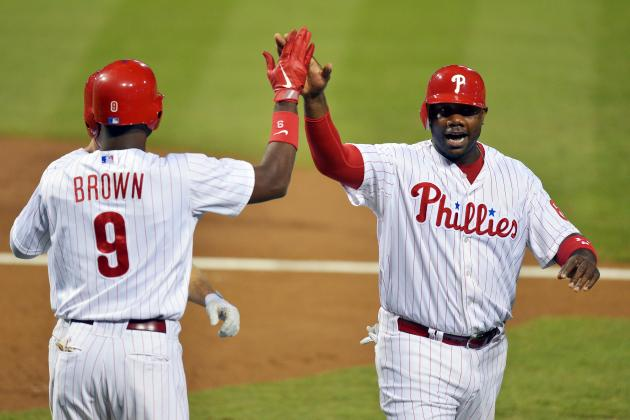 Do Sunnier Skies Await Ryan Howard?