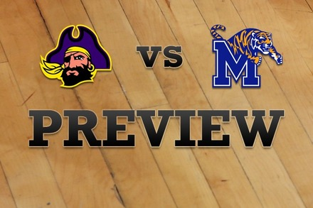 East Carolina vs. Memphis: Full Game Preview