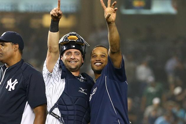 Francisco Cervelli Has Sights Set on Winning Yankees Starting Catching Job