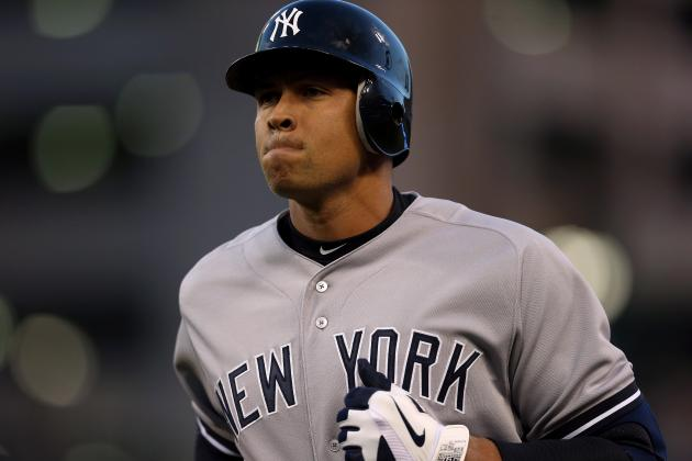 How Alex Rodriguez' Hip Injury Affected His Swing