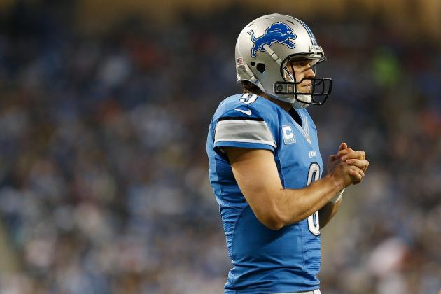 Schwartz, Martin Mayhew Need to Get Stafford Weapons