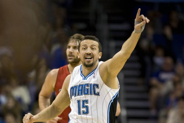 Hedo Turkoglu Could Miss Extended Time to Improve His Hand and Conditioning