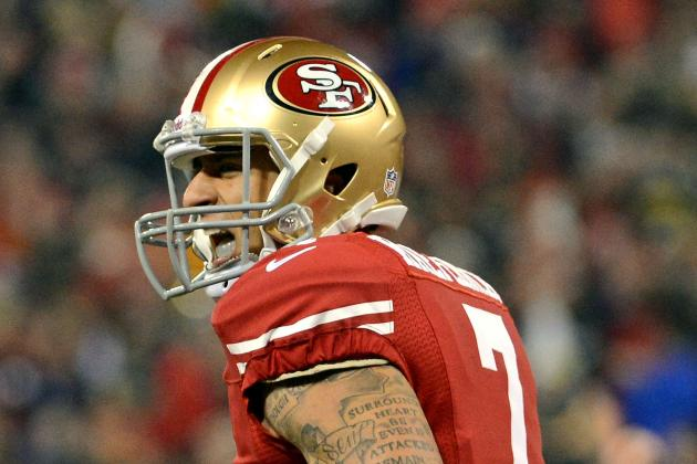Debate: Who Will Have the Bigger Game Sunday, Ryan or Kaepernick?