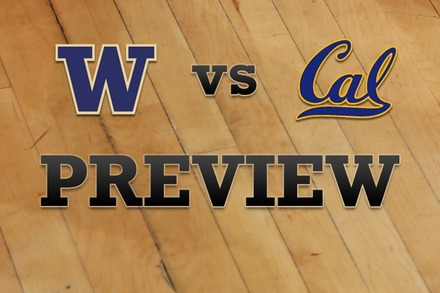 Washington vs. California: Full Game Preview
