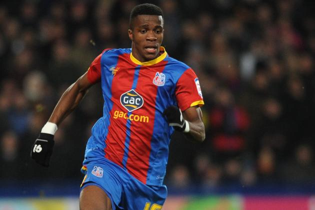 Crystal Palace Sell Star Winger Wilfried Zaha to Manchester United