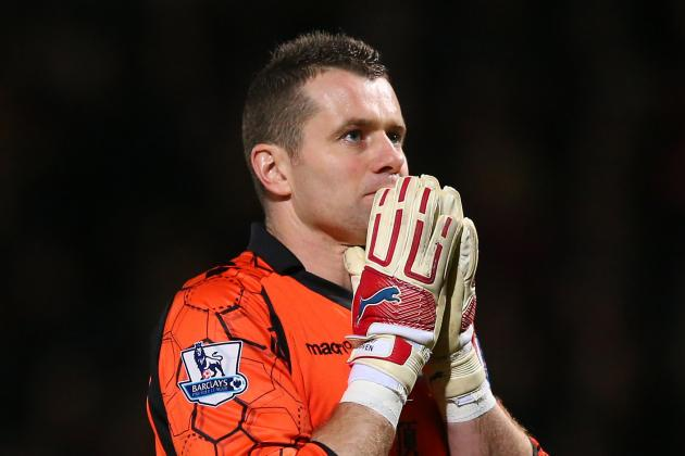Aston Villa Keeper Given Declares Himself Available for Ireland Again