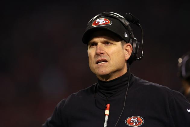Harbaugh in Rare Company After Fast Start to NFL Coaching Career