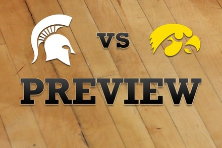 Michigan State vs. Iowa: Full Game Preview
