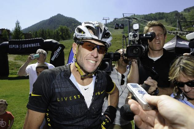 Lance Armstrong Doping Admission Just Another Self-Serving Ploy